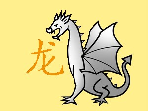 Dragon: chinese (eastern) horoscope
