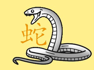 Snake: chinese (eastern) horoscope