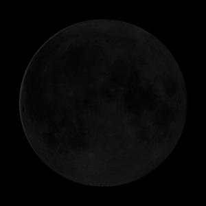 30 лунный день