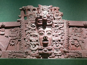 Cyclic calendar: mayan horoscope